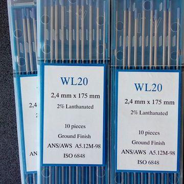 Электроды вольфрамовые WL-15, WL-20